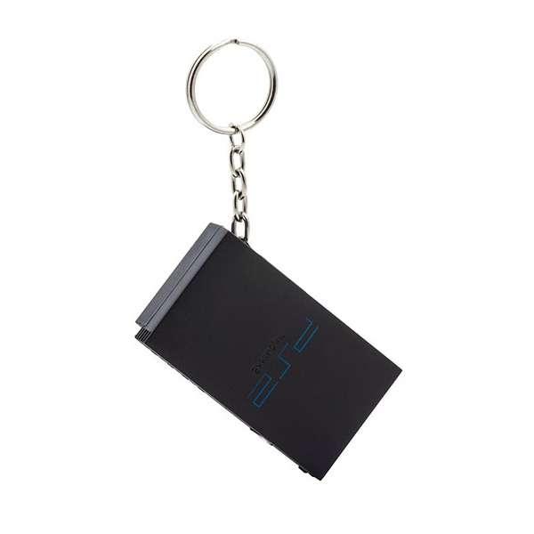 PlayStation 2 Keychain