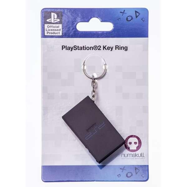 PlayStation 2 Keyring / Keychain