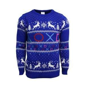 PlayStation Symbols Christmas Jumper / Sweater