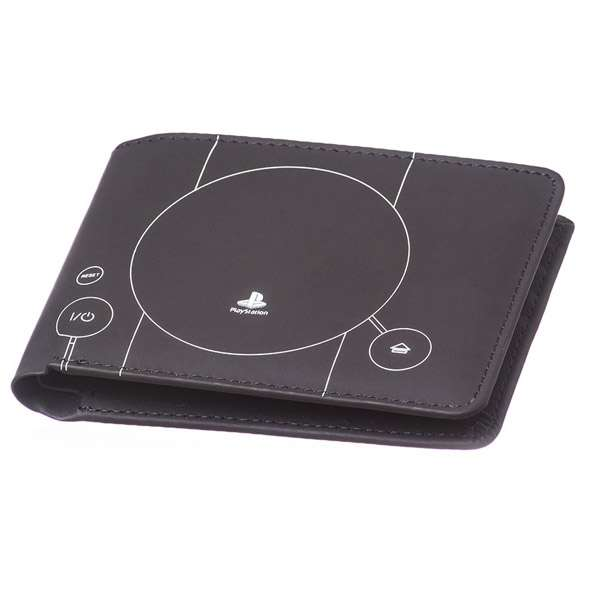PlayStation Blue Print Wallet