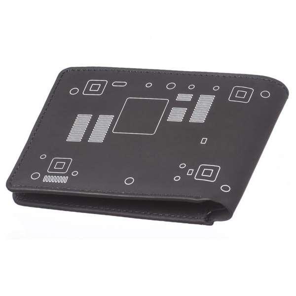 PlayStation Blue Print Wallet