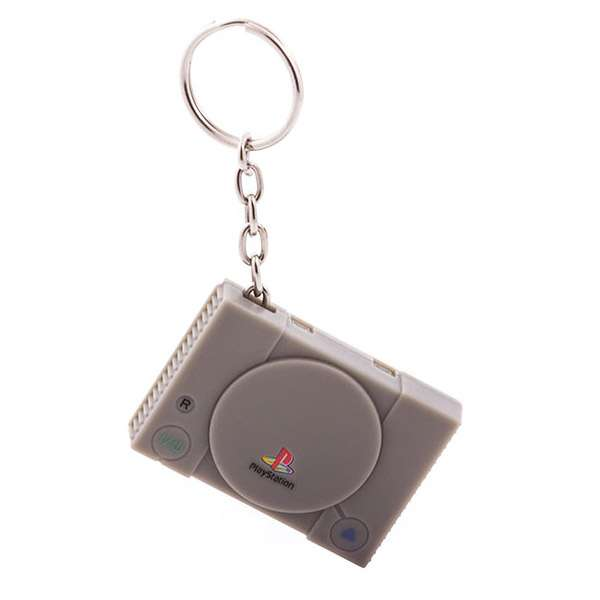 PlayStation Keychain