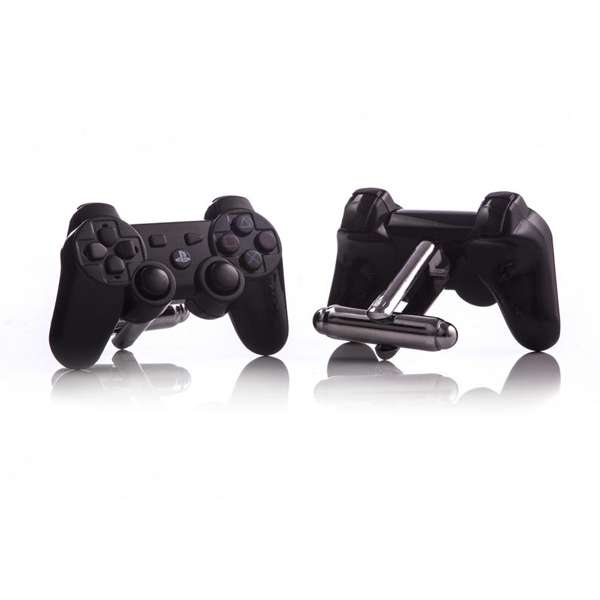 Official Sony PS3 Controller Cufflinks