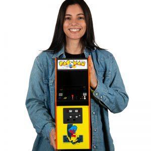 Pac-Man Quarter Scale Arcade Cabinet