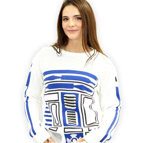 R2-D2 Christmas Jumper / Sweater