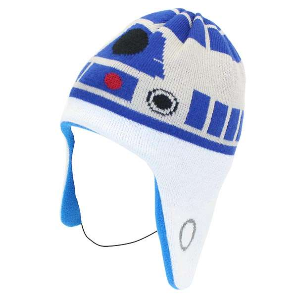 Star Wars R2-D2 Knitted Hat - Numskull 25a66c7007c