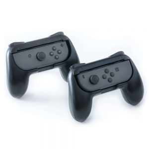 Numskull Nintendo Switch Joy-Con Grips – Twin Pack