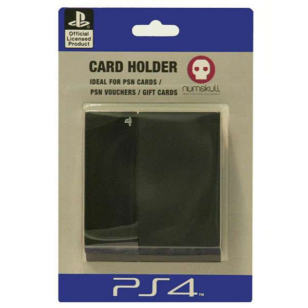 PlayStation 4 / PS4 Replica Console Gift Card Holder