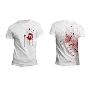 Resident Evil VII Blood Stain T-shirt