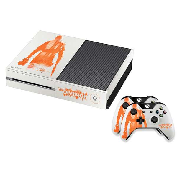Tom Clancy's The Division SHD Agent Xbox One Skin Pack