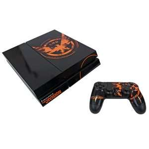 Tom Clancy's The Division SHD Emblem PS4 Skin Pack