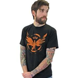 Tom Clancy's The Division SHD Emblem T-Shirt