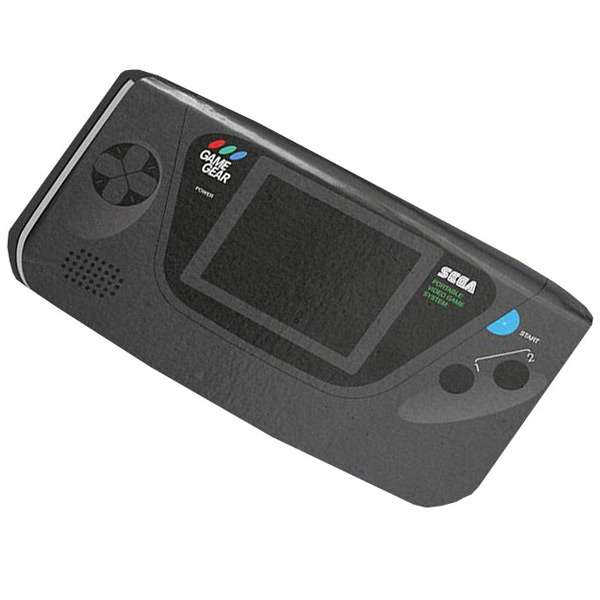 Game Gear Console Notebook