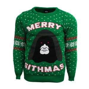Star Wars Merry Sithmas Christmas Jumper / Ugly Sweater