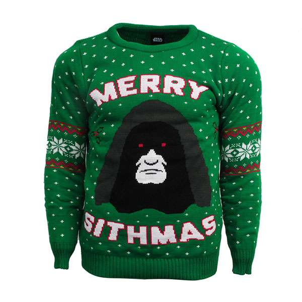 Merry Sithmas Christmas Jumper / Sweater