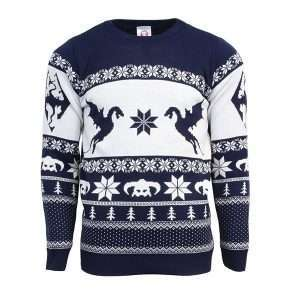 Skyrim Christmas Jumper / Ugly Sweater