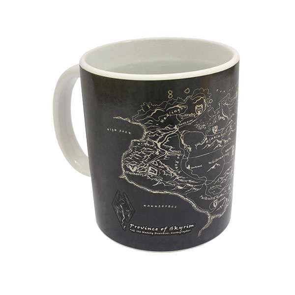 Skyrim Heat Changing Mug
