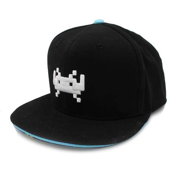 Space Invaders Invader Snapback