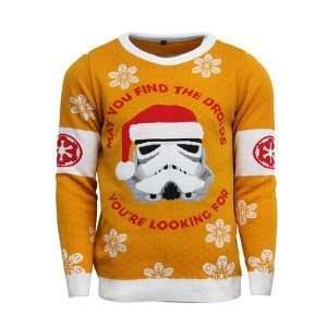 Star Wars Stormtrooper Christmas Jumper / Ugly Sweater
