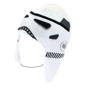 Star Wars Storm Trooper Knitted Hat