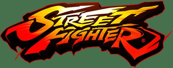 original street fighter logo png
