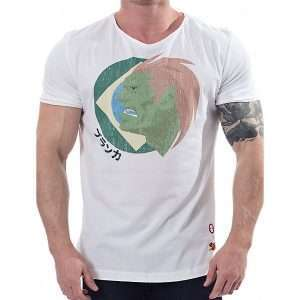 Street Fighter Blanka of Brazil T-Shirt