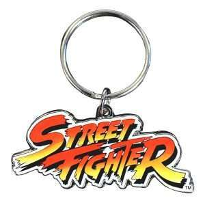 Street Fighter Classic Keyring / Keychain