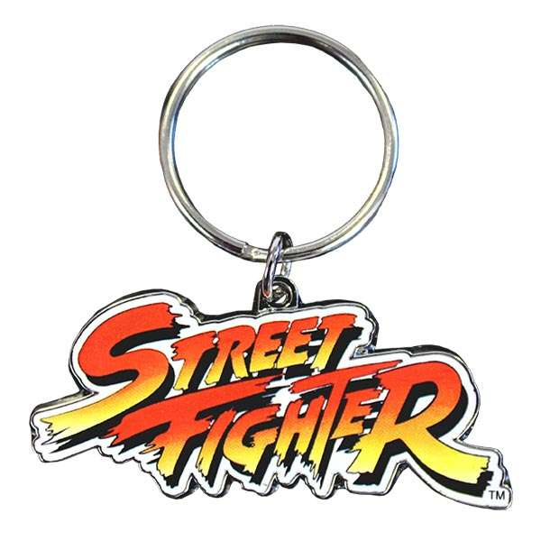 Street Fighter Classic Keychain