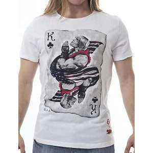 Street Fighter Ken of Clubs T-Shirt