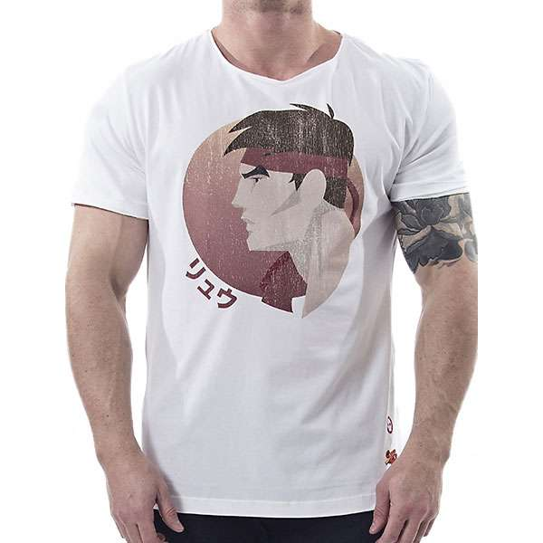 Street Fighter Ryu of Japan T-Shirt