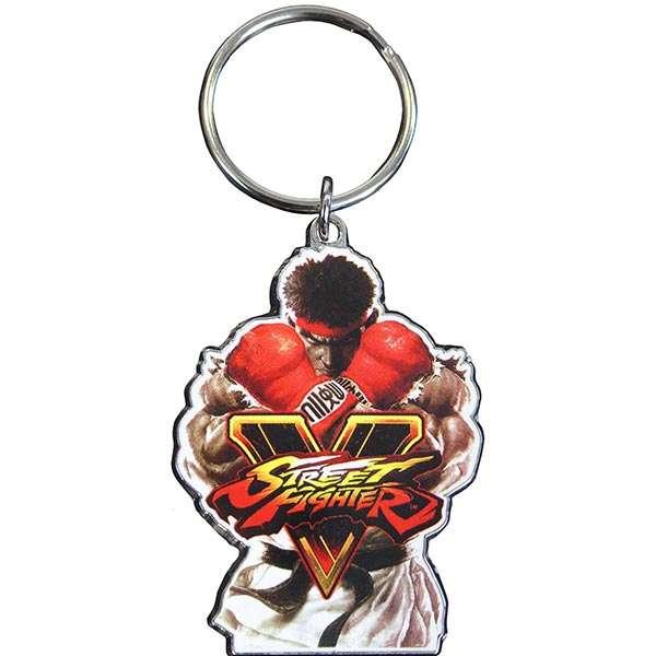 Street Fighter Ryu KeyChain