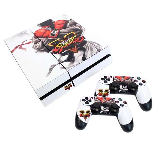 Street Fighter V PS4 Skin Pack
