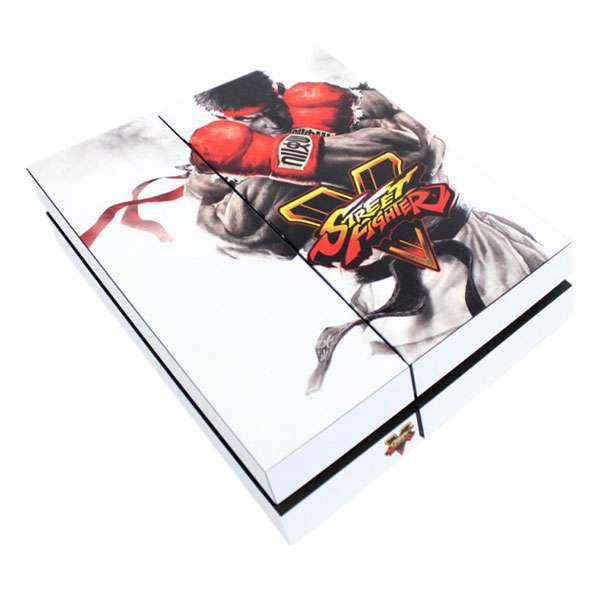 Street Fighter V PS4 Skin Pack