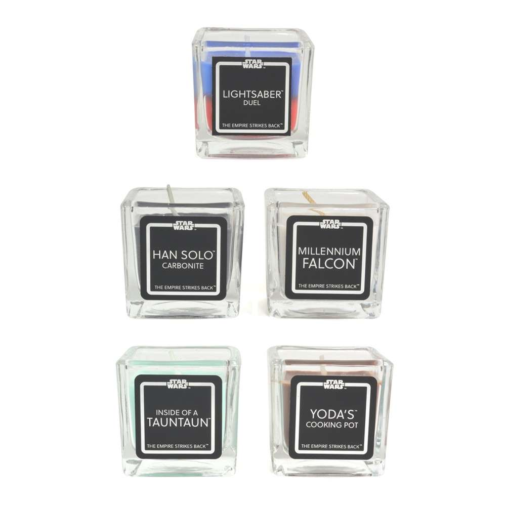 Star Wars The Empire Strikes Back Candle Set
