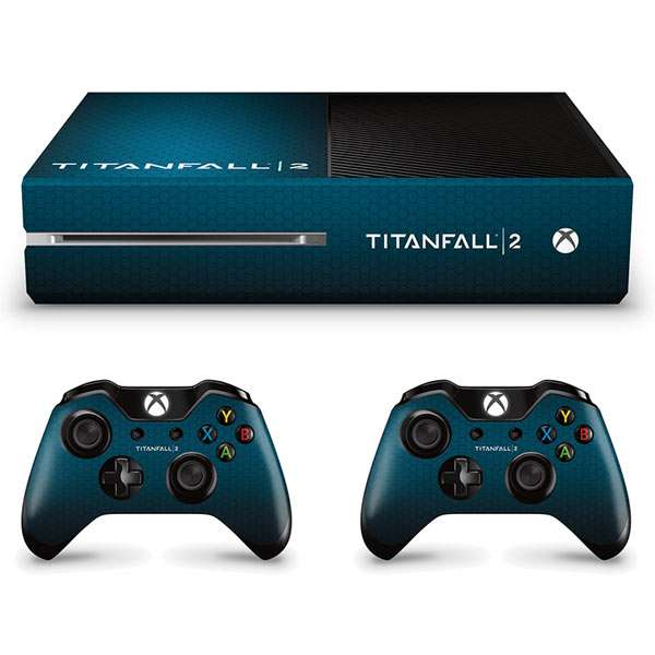 Titanfall 2 Honeycomb Xbox One Skin Pack