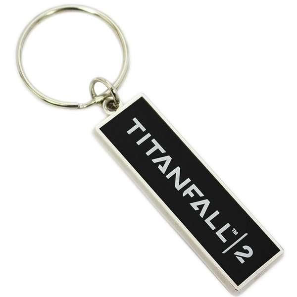 Titanfall 2 Logo KeyChain