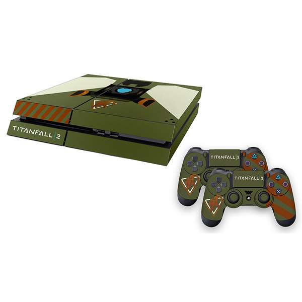 Titanfall 2 Marauder Corps PS4 Skin Pack