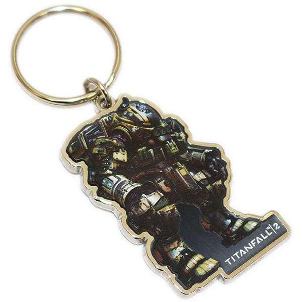 Titanfall 2 Scorch KeyChain