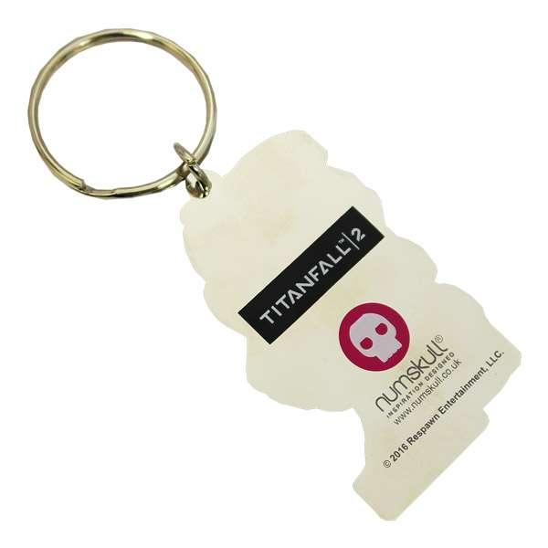 Titanfall 2 Scorch Keyring / Keychain
