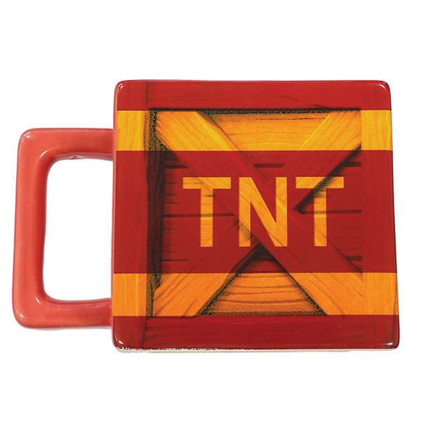 Crash Bandicoot TNT Crate Mug