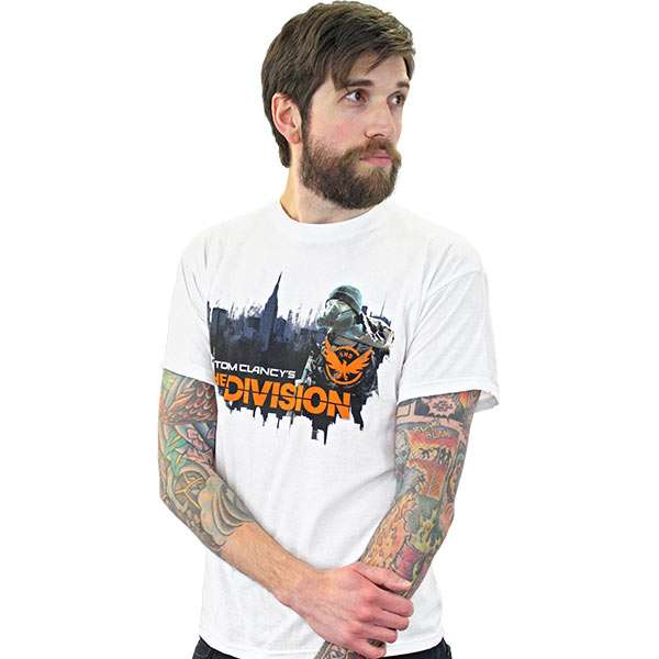 Tom Clancy's The Division Toxic City T-Shirt