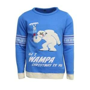 Star Wars Wampa Christmas Jumper / Ugly Sweater