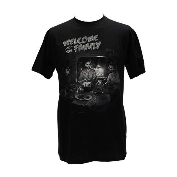 Resident Evil VII Welcome to the Family T-shirt